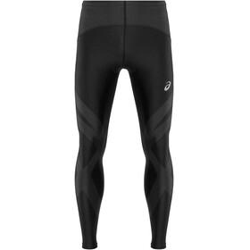 asics Finish Advantage 2 - Pantalones largos running Hombre - negro